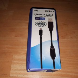 PlayStation 4 USB Charging Cable New