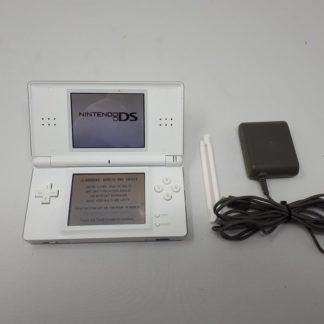 Console Nintendo DS Lite White System