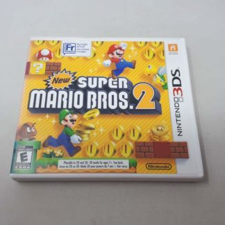 New Super Mario Bros. 2 Nintendo 3DS (Cib)