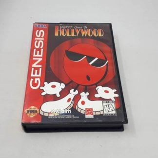 Spot Goes To Hollywood Sega Genesis (Cb)