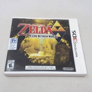 Zelda A Link Between Worlds Nintendo 3DS (Cib)
