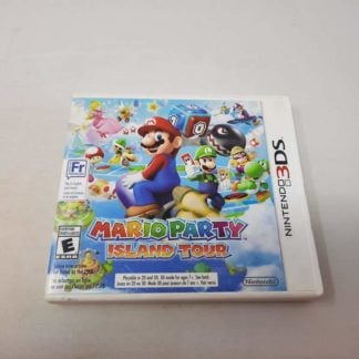 Mario Party Island Tour Nintendo 3DS (Cib)