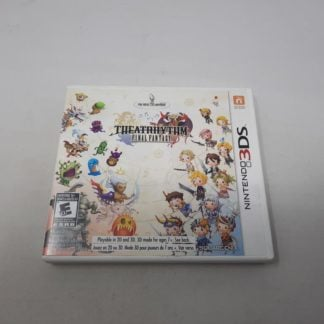 Theatrhythm: Final Fantasy Nintendo 3DS (Cib)