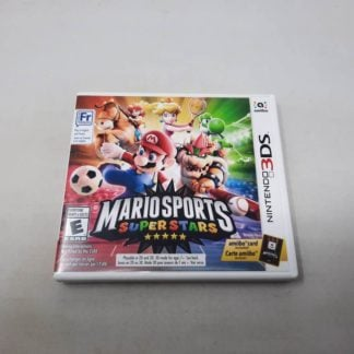 Mario Sports Superstars Nintendo 3DS (Cib)