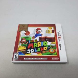 Super Mario 3D Land [Nintendo Selects] Nintendo 3DS (Cib)