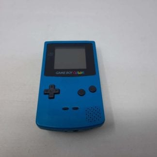 Console Game Boy Color Teal GameBoy Color