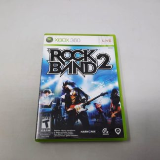 Rock Band 2 (Game Only) Xbox 360 (Cib)