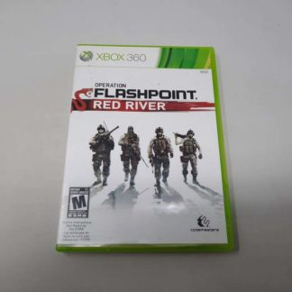 Operation Flashpoint: Red River Xbox 360 (Cib)