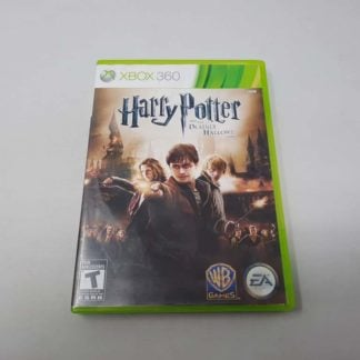 Harry Potter And The Deathly Hallows: Part 2 Xbox 360(Cib)
