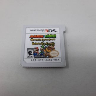 Mario & Luigi: Bowser's Inside Story + Bowser Jr's Journey Nintendo 3DS (Loose)