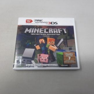 Minecraft New Nintendo 3DS Edition (New Nintendo 3DS Only) Cib