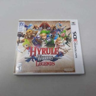 Zelda Hyrule Warriors Legends Nintendo 3DS (Cib)