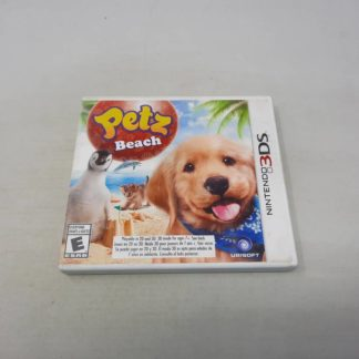 Petz Beach Nintendo 3DS (Cb)