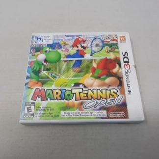 Mario Tennis Open Nintendo 3DS (Cib)