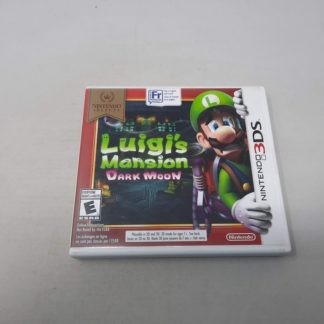 Luigi's Mansion: Dark Moon [Nintendo Selects] Nintendo 3DS (Cib)