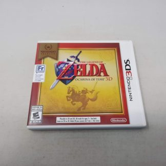 Zelda Ocarina of Time 3D [Nintendo Selects] Nintendo 3DS (Cb)
