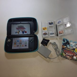 Silver Nintendo 3DS XL - Luigi 30th + Jeux (Liquidation&Condition-)