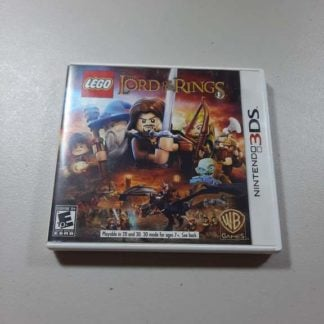LEGO Lord Of The Rings Nintendo 3DS (Cib)