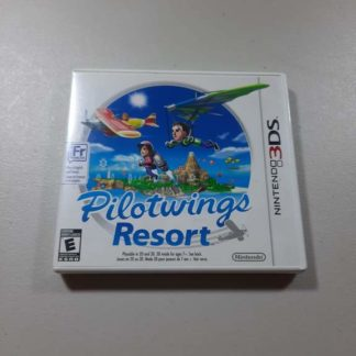 PilotWings Resort Nintendo 3DS (Cib)