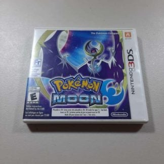 Pokemon Moon Nintendo 3DS (Cib)