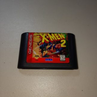 X-Men 2 The Clone Wars Sega Genesis (Loose)