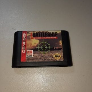 Super Battleship Sega Genesis (Loose)