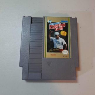 Lee Trevino's Fighting Golf NES (Loose)