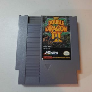 Double Dragon III NES (Loose)