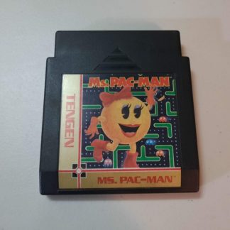 Ms. Pac-Man [Tengen] NES (Loose)