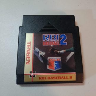 RBI Baseball 2 NES (Loose)