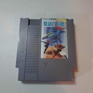 Super C Contra 2 NES (Loose)