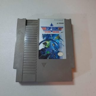 Top Gun [5 Screw] NES (Loose)