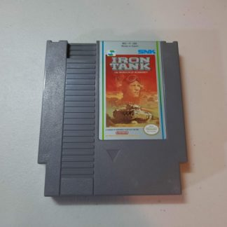 Iron Tank NES (Loose)