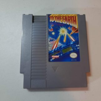To the Earth NES (Loose)