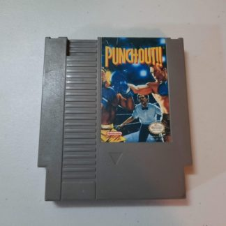 Punch-Out NES (Loose)