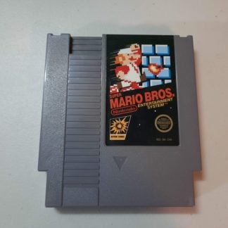 Super Mario Bros NES (Loose)