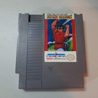 Flying Dragon NES (Loose)