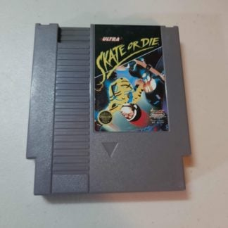 Skate or Die NES (Loose)