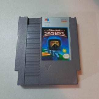 Captain Skyhawk NES (Loose)
