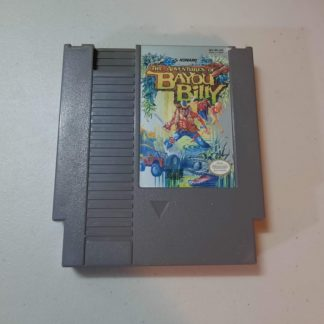 Adventures Of Bayou Billy NES (Loose)