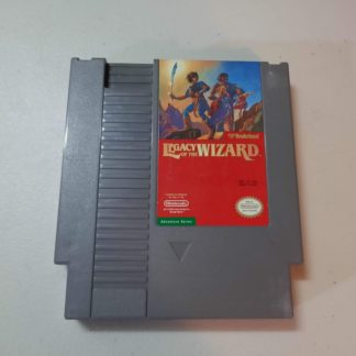 Legacy of the Wizard NES (Loose)