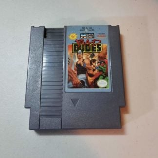 Bad Dudes NES (Loose)