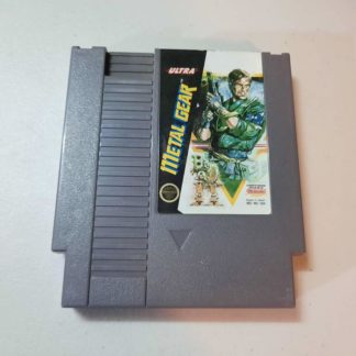Metal Gear NES (Loose)