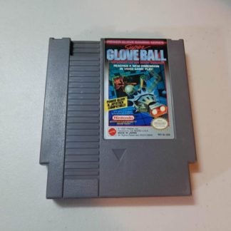 Super Glove Ball NES (Loose)