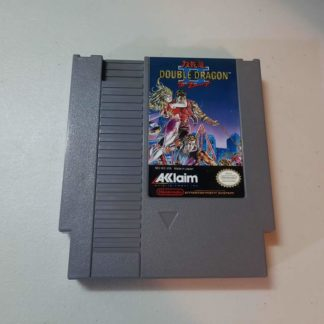 Double Dragon II NES (Loose)