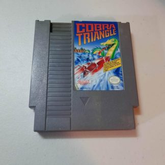 Cobra Triangle NES (Loose)
