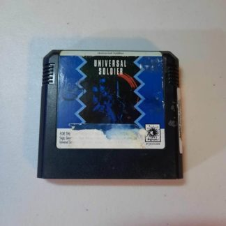 Universal Soldier Sega Genesis (Condition -)