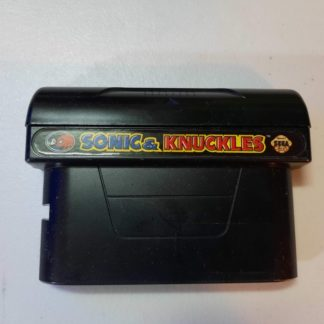 Sonic And Knuckles Sega Genesis (Loose)