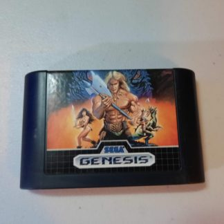 Golden Axe Sega Genesis (Loose)