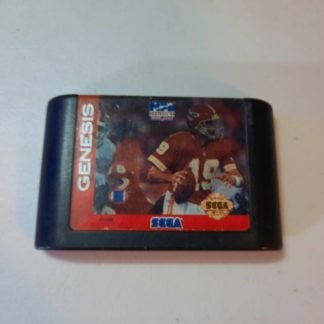 NFL Football '94 Starring Joe Montana Sega Genesis (Loose)